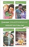 Harlequin Heartwarming August 2017 Box Set: A Clean Romance