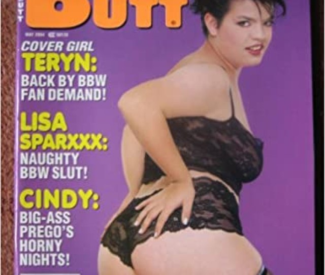 Big Butt Magazine May 2004 Fat Women Paperback 2004