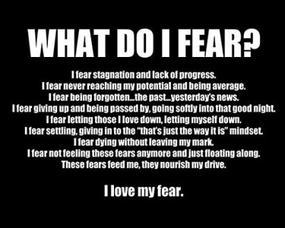 Amazon.com: WeSellPhotos What Do I Fear Motivational Inspirational Quotes  Poster Photo Picture Framed Wall Art Print for Players Coach Trainers  Motivators Office Classroom Gift (8x10 Photo Unframed): Posters & Prints
