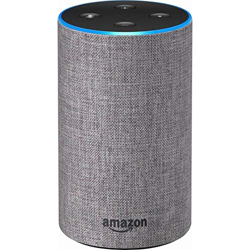 *Prime Day*  Amazon Echo 2nd Generation Smart Speaker, 3 Colors