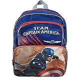 """Avengers C327650UPBL Kids Backpack, 16"""""""