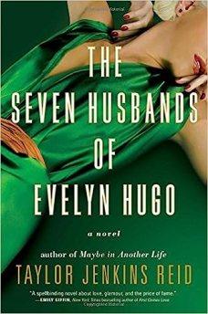 Image result for seven husbands of evelyn hugo