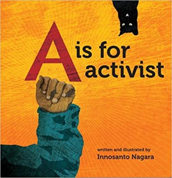 A is for Activist book Kids Multicultural Diversity Materials