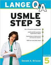 Kết quả hình ảnh cho lange Q&A usmle step 3
