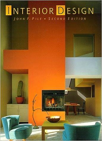 Com Interior Design 2nd Edition 9780810934634 John F. History Of Interior  Design Pile John