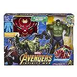 Marvel Figura Hulk con Armadura Hulkbuster Avengers