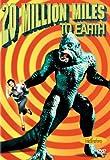 20 Million Miles To Earth poster thumbnail