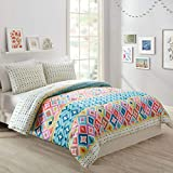 Vera Bradley Hacienda Diamonds Comforter, Twin Extra Long, Multi