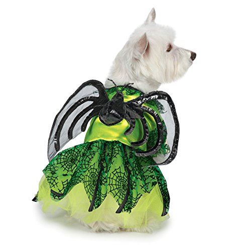 Zack & Zoey Spider Princess Costume for Dogs, 8