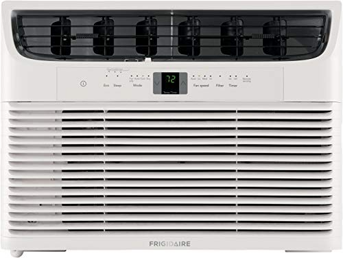 Frigidaire-12000-BTU-115V-Window-Mounted-Compact-Air-Conditioner-with-Remote-Control-White