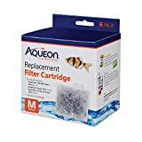 Aqueon Replacement Filter Cartridges Medium (6 Pack)