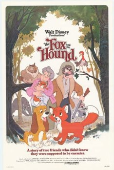 Amazon.com: Pop Culture Graphics The Fox and The Hound Poster Movie 27x40: Prints: Posters & Prints