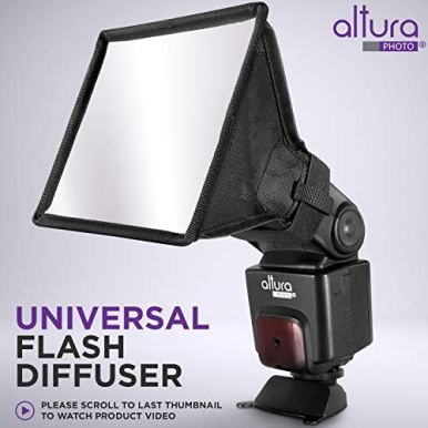 Flash-Diffuser-Light-Softbox-6x5-by-Altura-Photo-Universal-Collapsible-with-Storage-Pouch-for-Canon-Yongnuo-and-Nikon-Speedlight