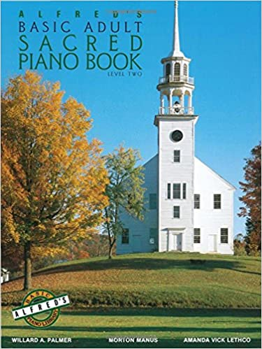PDF] DOWNLOAD Alfred's Basic Adult Piano Course Sacred Book, Bk 2 ...