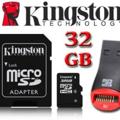 51VdlYNQnYL - Kingston 32GB MicroSDHC Micro SD HC Memory Card Stick For Samsung Galaxy Note II N7100 Mobile Phone
