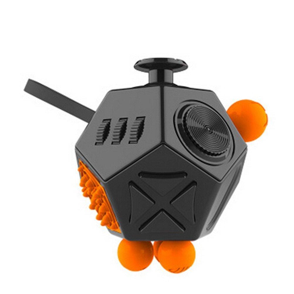 MAGIC CUBE (TM) The ORIGINAL 12-Side Fidget Toys