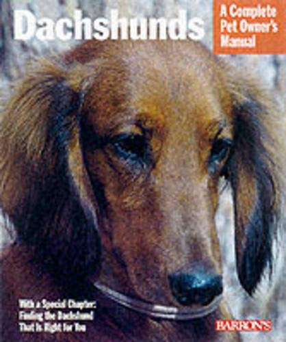 Dachshund (Complete Pet Owner's Manual) 1