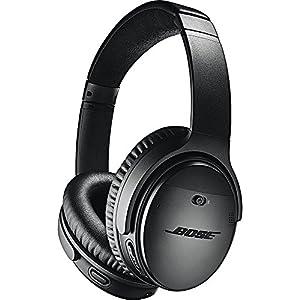 Bose QuietComfort 35 (Series II) Wireless Headphones, Noise Cancelling - Black