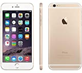 Apple iPhone 6 Plus, GSM Unlocked, 64GB - Gold (Renewed)