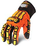 Ironclad SDX2-04-L Kong Original Oil & Gas Safety Impact Gloves, Large