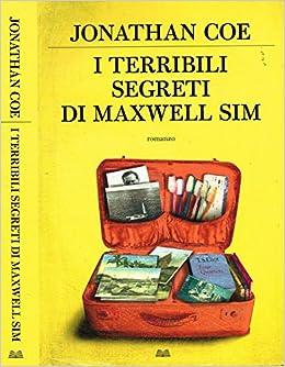 I terribili Segreti di Maxwell Sim Book Cover