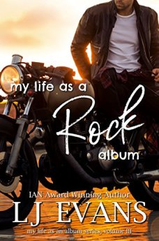my life as a rock album (my life as an album Book 3) by [Evans, LJ]