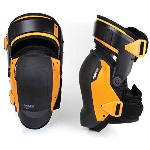 ToughBuilt GelFit Fanatic Professional Knee Pads