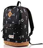 hotstyle 936Plus College Backpack High School Bookbag, Ethnic