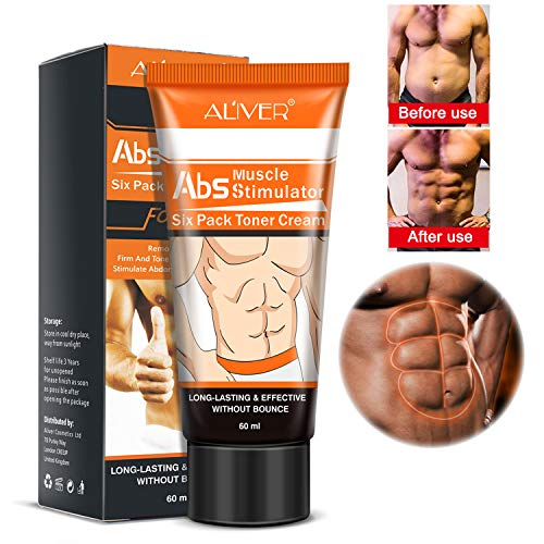 Abdominal muscle Cream Anti Cellulite Cream Fat Burning Cream Natural Body Slimming Cream for Stomach, Arms, Thighs and Skin Firming for woman and men