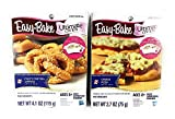 Ultimate Easy Bake Oven Party Pretzel Dippsers and Cheese Pizza Refill Mixes Bundle Set of 2 Refills