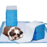 Petphabet 64 Count Puppy Pads 18 by 24 Inches,Dog Training Potty Pee Pads