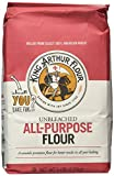 King Arthur Flour - All Purpose Unbleached, 5-Pounds (Pack of 2)