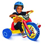 Mickey and the Roadster Racers 15' Fly Wheel Junior Cruiser Ride-on, Ages 3-7, Yellow/Red/Blue, 20' W x 22.5' H x 32.83' L