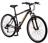 Schwinn Men's High Timber Mountain Bicycle, 18'/Medium, Black