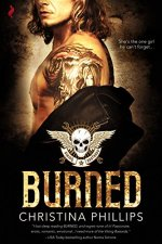 Burned by Christina Phillips