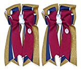 Product review for Equestrian Show Bow Set - Premium Handmade by PonyTail Bows