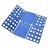 PetOde Tshirt Folding Board t Shirt Folder Clothes flip fold Plastic flipfold Laundry Room Organizer 23x27.5inch