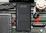 Cocomii Grenade Armor Motorola Droid Maxx/Droid Ultra Case New [Heavy Duty] Premium Tactical Grip Kickstand Shockproof Bumper [Military Defender] Full Body Rugged Cover for Droid Maxx (G.Black)