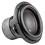 12' Subwoofer Dual 4 Ohm 1100 Watts RMS Car Audio Sub Audiopipe TXX-BDC4-12