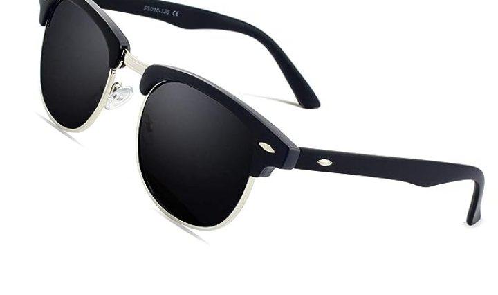 b560457301 CGID Gafas de sol polarizadas retro medio marco clásico para Hombre y Mujer  MJ56 (-25%) + Devolución Gratis