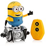 WowWee Mini Minion MiP Turbo Dave - Miniature Remote-Controlled Robot Toy
