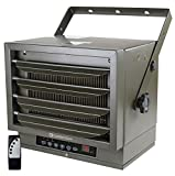 Comfort Zone 7500 Watt Heater With Remote
