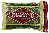Diamond Shelled Walnuts-16 oz