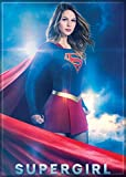 Supergirl the Television Series - Supergirl Standing - Refrigerator Magnet