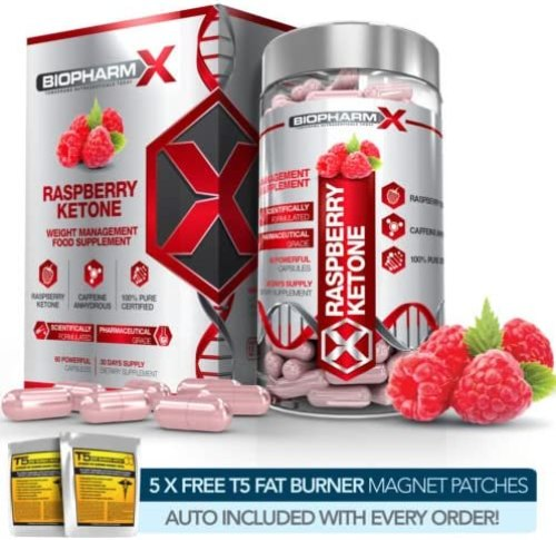 Raspberry Ketone -The Best Dietary Supplements for Weight Loss