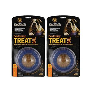 StarMark Everlasting Treat Ball, Large – 2 Pack
