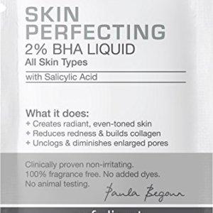 Paula's Choice Skin Perfecting 2% BHA Liquid Salicylic Acid Exfoliant Duo, Gentle Exfoliator for Blackheads, Large Pores… 38
