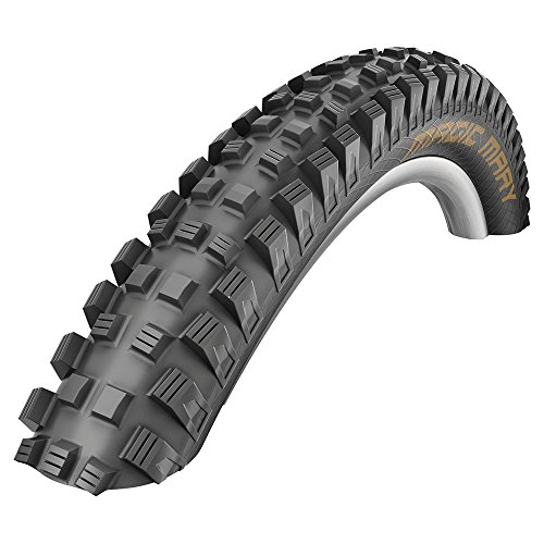 SCHWALBE Magic Mary Folding Bead Snake Skin Tire, 27.5 x 2.35-Inch