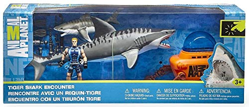 Animal Planet Tiger Shark and SubmarinePlayset by Toys R Us
