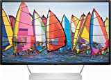 HP - Pavilion 32' LED QHD Monitor - Black with Silver stand